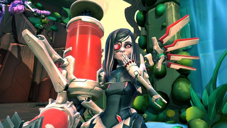 Battleborn se met à jour pour l'Hiver et s'offre un patch PS4 Pro