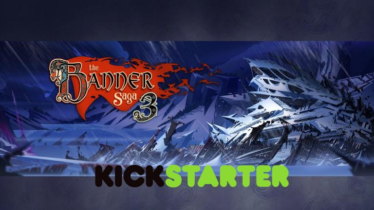 The Banner Saga 3 lance sa campagne Kickstarter