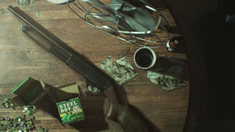 Obtenir le Fusil à pompe M21