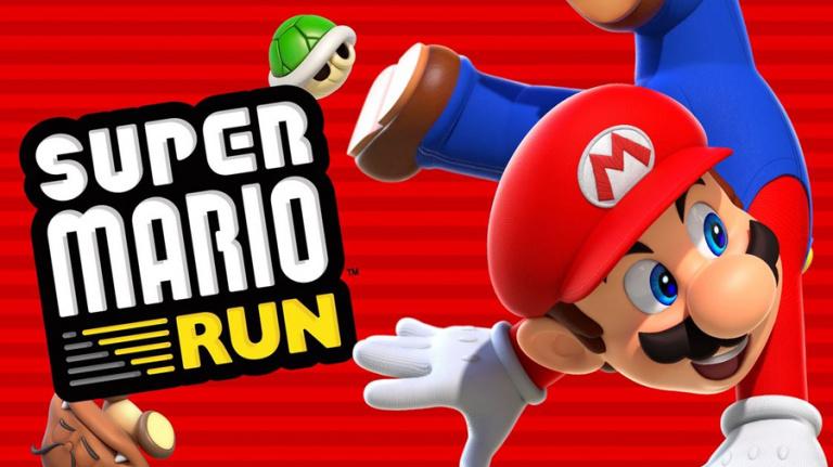 Super Mario Run : son succès résumé en une infographie