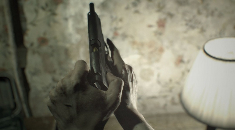 Pistolet Albert-01R