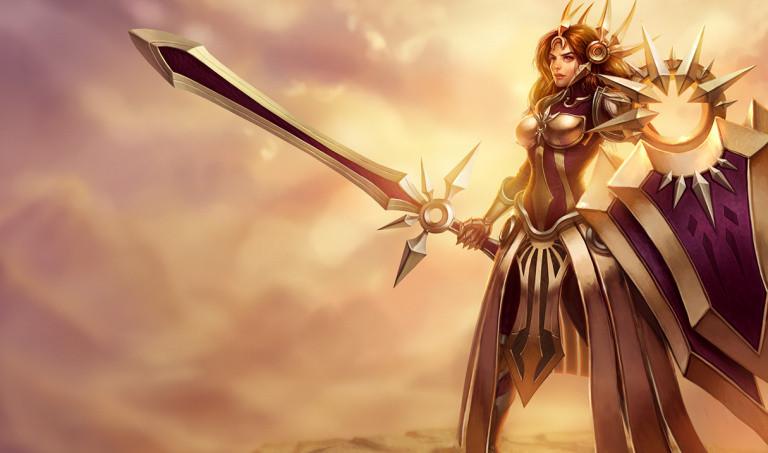 Leona, aube radieuse