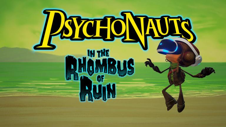 Le Psychonauts VR trouve une date de sortie