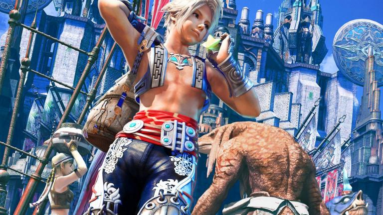 Final Fantasy XII The Zodiac Age trouve une date de sortie