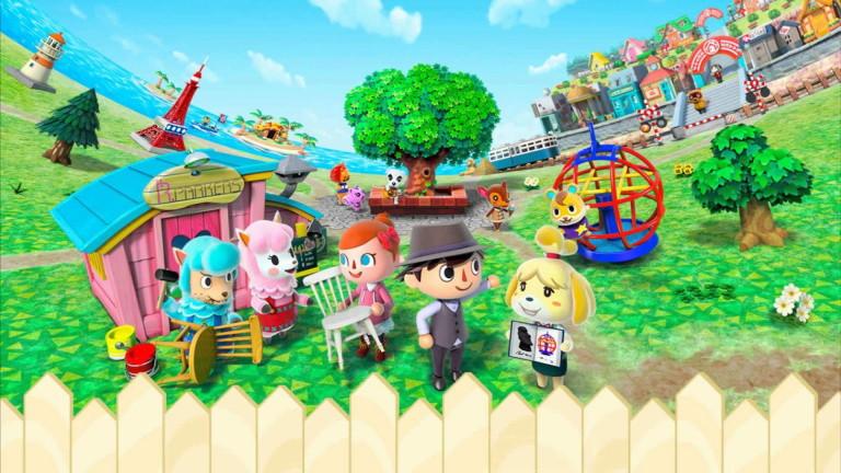 Nintendo décale son Animal Crossing mobile