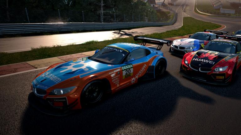 GTR 3 confirmé sur PC, PS4 et One pour 2018