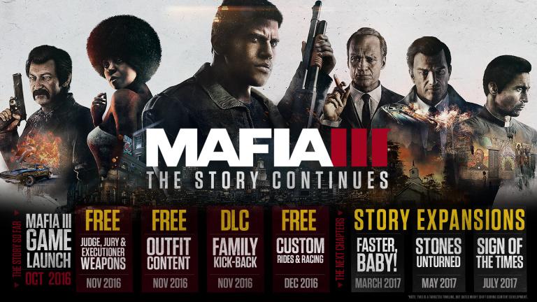 Mafia III : l'histoire continue en 2017
