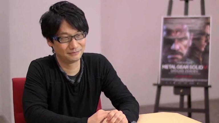 Hideo Kojima évoque son tout premier jeu, annulé