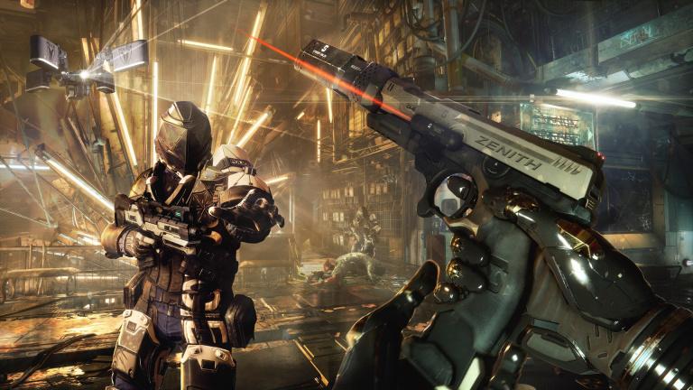 Deus Ex : Mankind Divided est à seulement 14,99€ sur Steam
