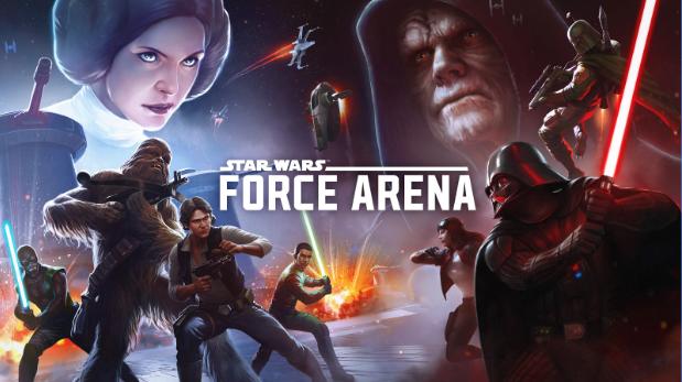 Star Wars : Force Arena : notre guide pour bien débuter et les decks conseillés