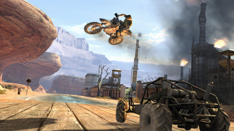 Stuntman Ignition : un nouveau jeu PS2 arrive sur PS4