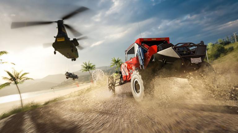 Les développeurs de Forza Horizon planchent sur un jeu en open-world