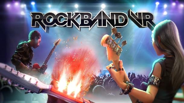 Rock Band VR se date en vidéo sur Oculus Rift