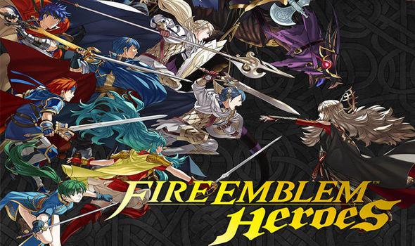 Carton plein pour Fire Emblem Heroes