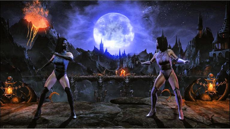 Un clin d'oeil à Mortal Kombat