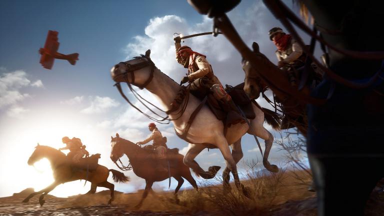 Battlefield 1 : une importante mise à jour arrive la semaine prochaine