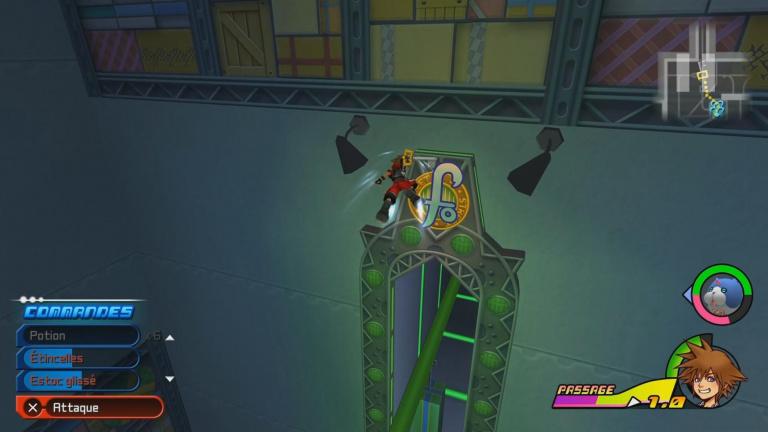 Chapitre 2 : la ville de Traverse (Sora)