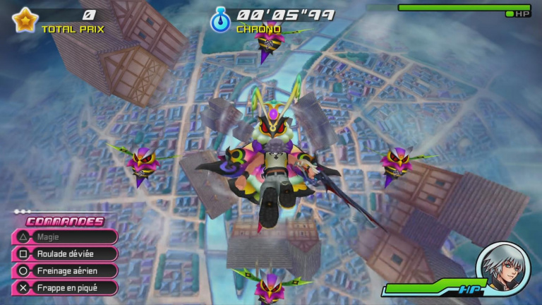 Chapitre 3 : la Cité des Cloches (Riku)