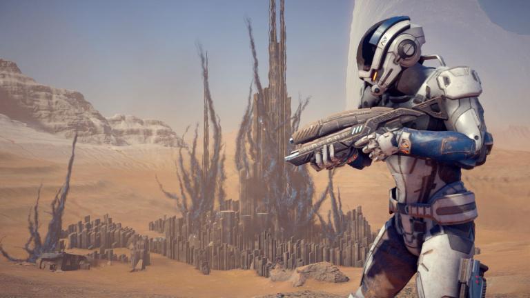 De nouvelles images qui présentent d'autres persos du casting — Mass Effect Andromeda