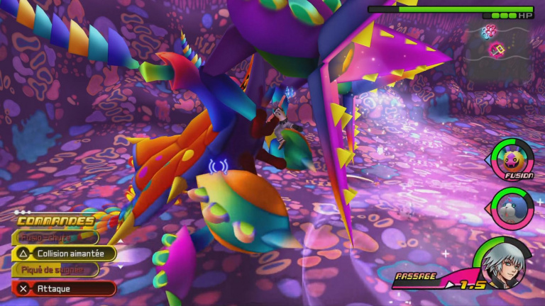 Chapitre 5 : le paradis des garnements (Riku)