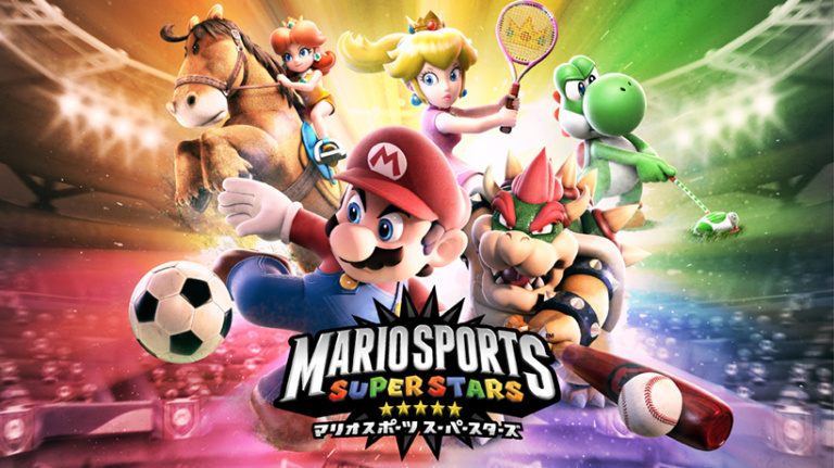 Aperçu Mario Sports Superstars sur 3DS du 15/02/2017
