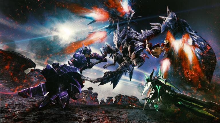 La démo de Monster Hunter XX disponible au Japon