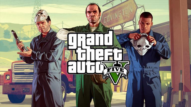 Grand Theft Auto V a -50% sur Steam !