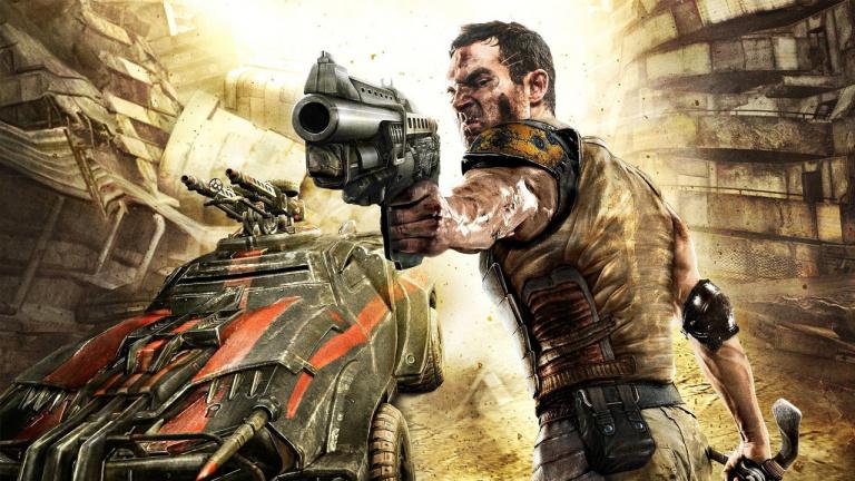 Rage peut enfin être acheté en ligne sur le Xbox Store
