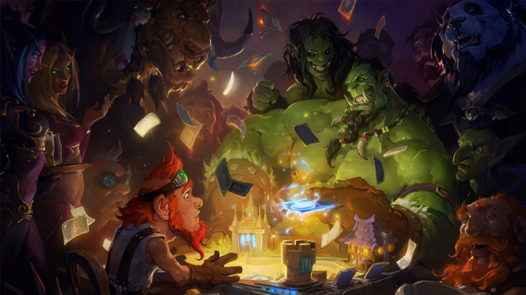 HearthStone : 2017 accueillera trois extensions majeures