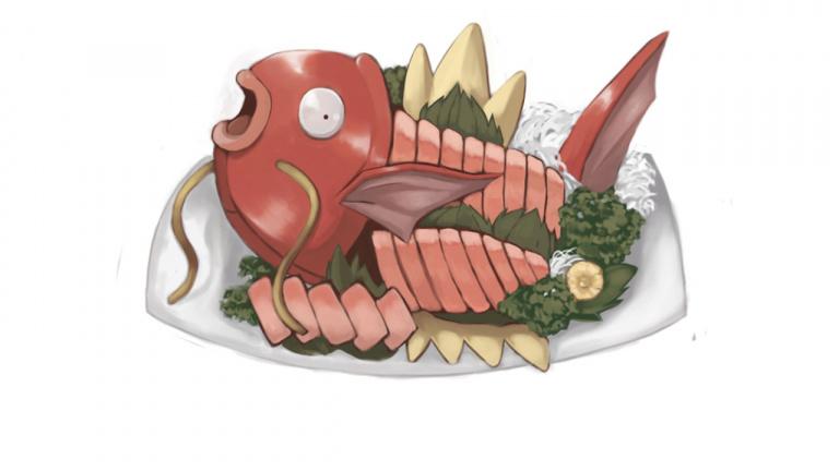 Un jeu Pokémon centré autour de Magicarpe