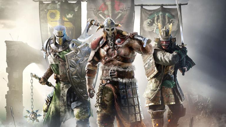 For Honor offert pour l'achat d'une Xbox One S jusqu'à demain soir