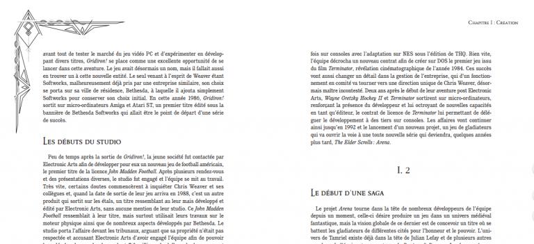 [Màj] Third Editions décortique Skyrim dans un nouvel ouvrage