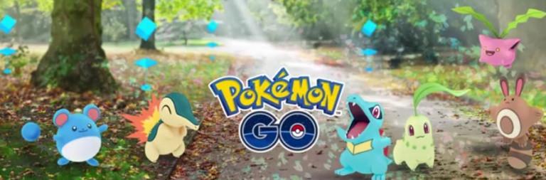 Pokémon 2e génération (région de Johto)