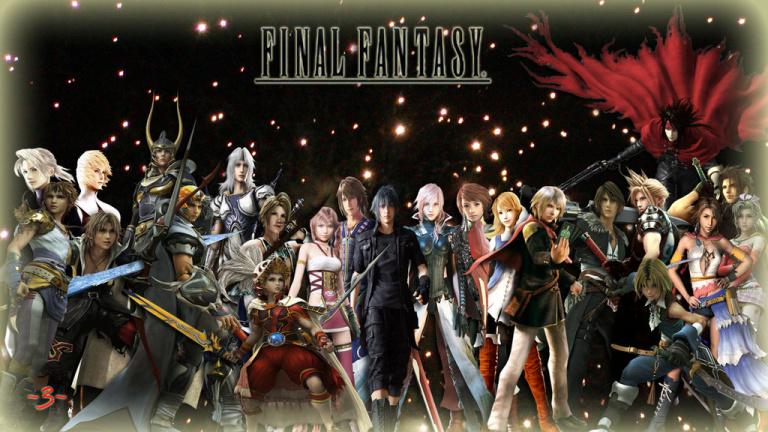 Final Fantasy devient la licence de jeux la plus prolifique