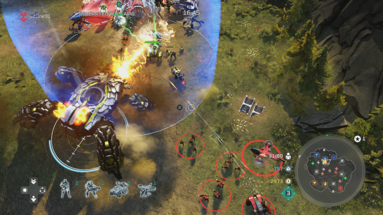 Halo Wars 2, astuces et conseils, soluce, Crânes, Journaux, Mode Blitz... Notre guide complet
