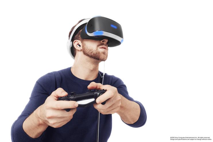 Sony : 915.000 PlayStation VR écoulés