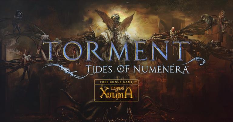 Lords of Xulima offert pour l'achat de Torment : Tides of numenera, Playstation Plus à 0,99€