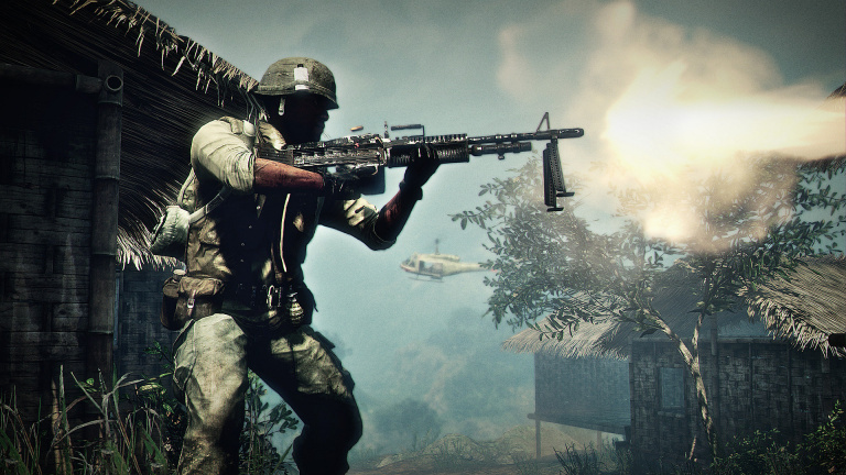 Battlefield Bad Company 2 : Vietnam est gratuit sur Xbox