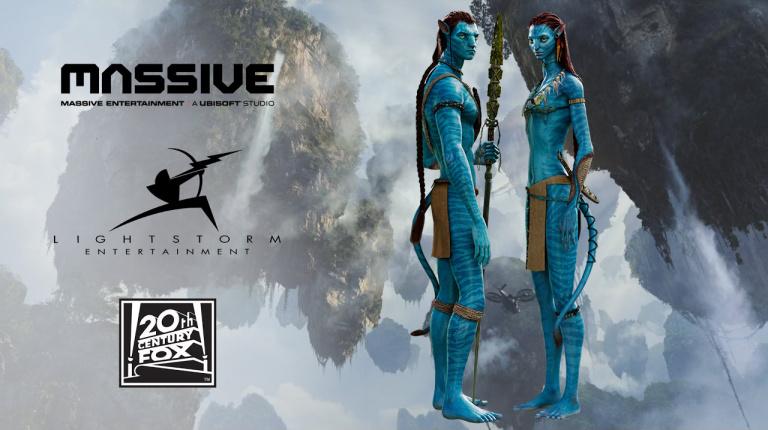 Avatar : Un nouveau jeu développé par Massive (The Division)
