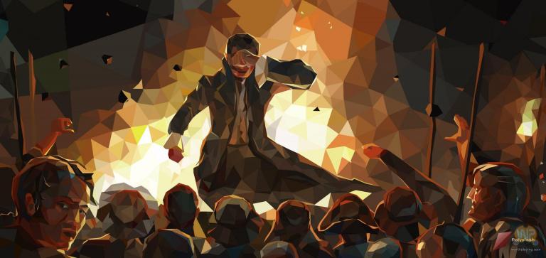 Polyslash présente We. The Revolution, un jeu sur la révolution française