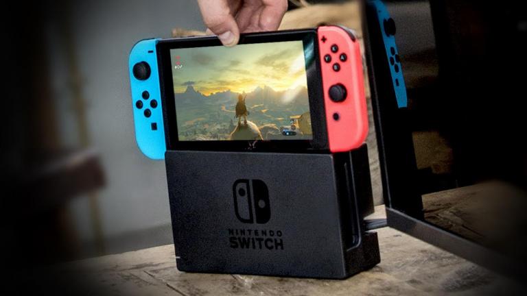Nintendo switch tout savoir sur la nouvelle console de nintendo dossier - Nouvelle console de jeux ...
