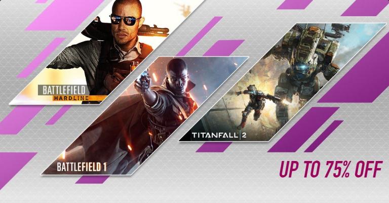 Des promotions sur Origin, Wootbox offre un jeu Sniper Elite 4, Watchdogs 2 en promotion sur Gamesplanet
