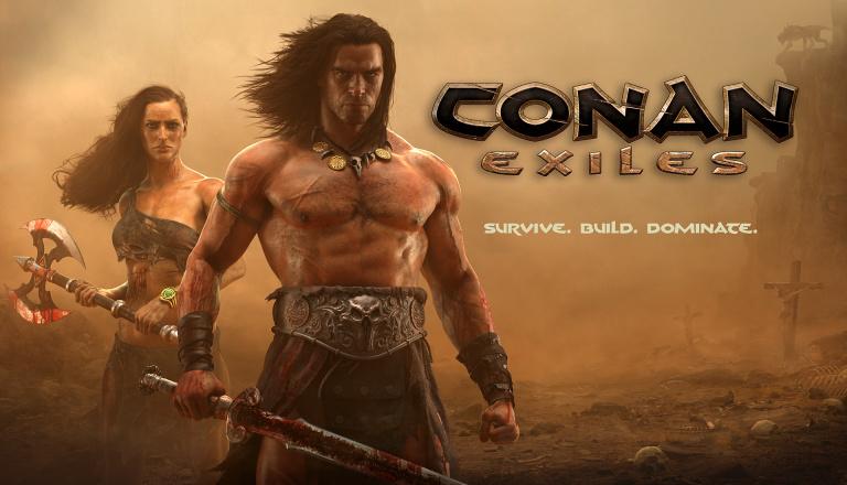 Conan Exiles : On a vu les futures mises à jour ! - GDC 2017