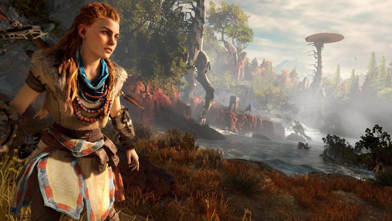 Horizon : Zero Dawn dépasse le lancement d'Uncharted 4 sur PS4