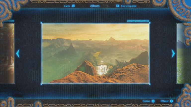 Où trouver le souvenir de Link n°5 ?