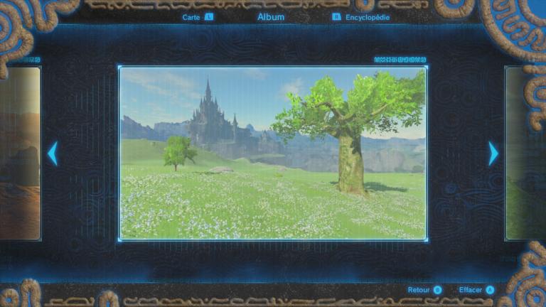Où trouver le souvenir de Link n°6 ?
