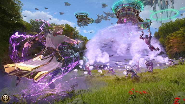 Skyforge, le point sur la version PS4 du jeu
