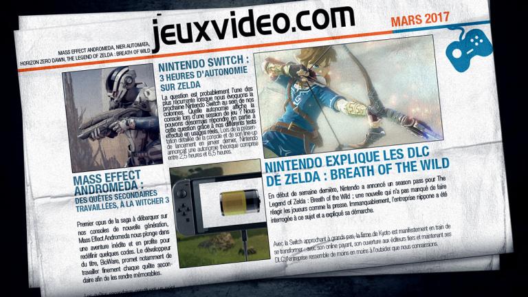Les infos qu'il ne fallait pas manquer aujourd'hui: L'avenir de la 3DS No Man's Sky Dino Crisis