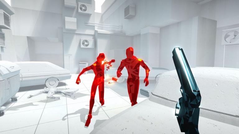 SUPERHOT VR : une première grosse mise à jour du contenu