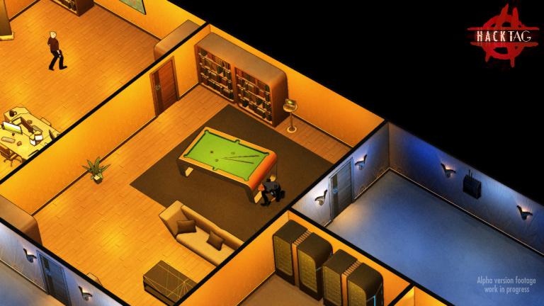 Hacktag : le jeu d'infiltration en coop lance sa page Greenlight sur Steam